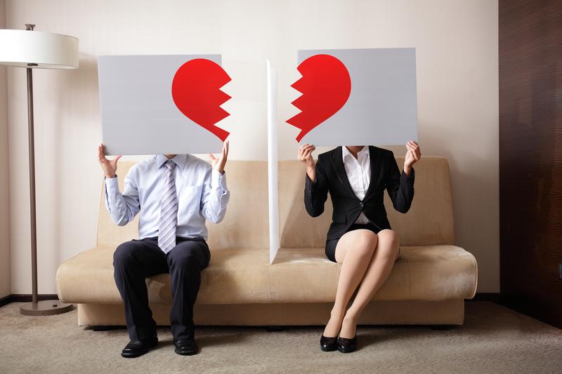 Skilsmisseoppgjør: Formuen deles ofte ikke likt!